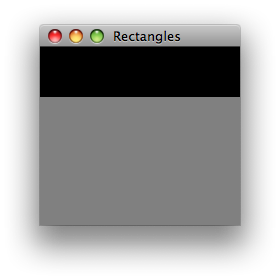 Rectangles screenshot